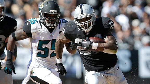 Fantasy Now: Raiders' Backfield