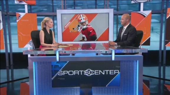 Tim Hasselbeck On Johnny Manziel's Off-Field Activities