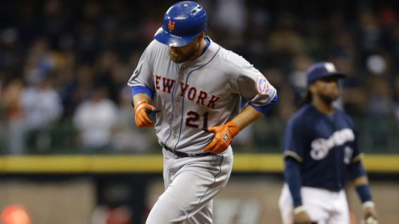 Mets Rally Past Brewers