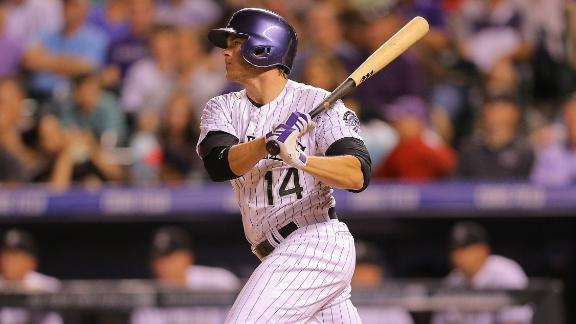 Rockies Roll Pirates