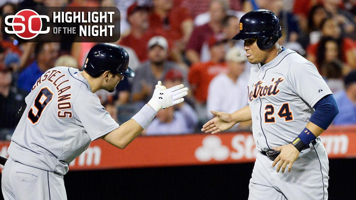 Video - Tigers Claw Past Angels