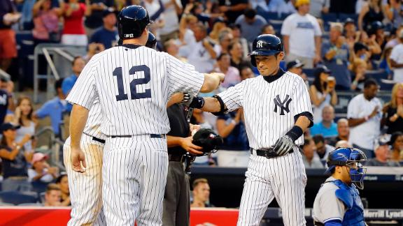 Yankees 6, Blue Jays 4: The Faces Keep Changing, but the Yankee…