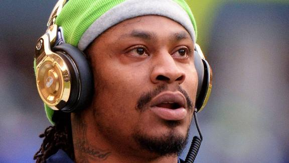 Marshawn Lynch Holdout Underway