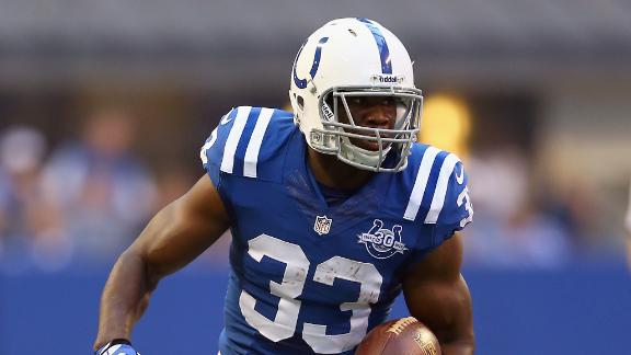Source: Colts' Ballard Tears Achilles