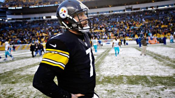 No New Deal For Ben Roethlisberger