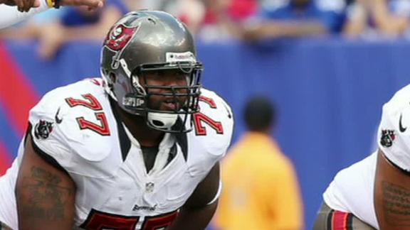 Nicks, Buccaneers Part Ways