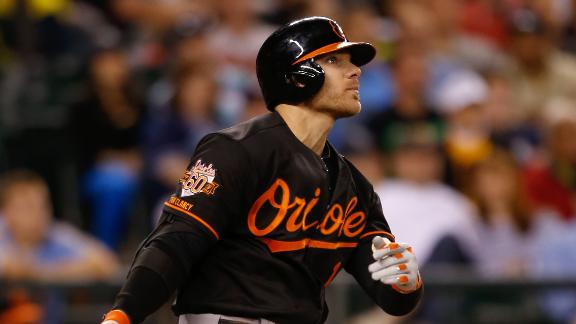 Davis homers in 10th as Orioles edge Mariners