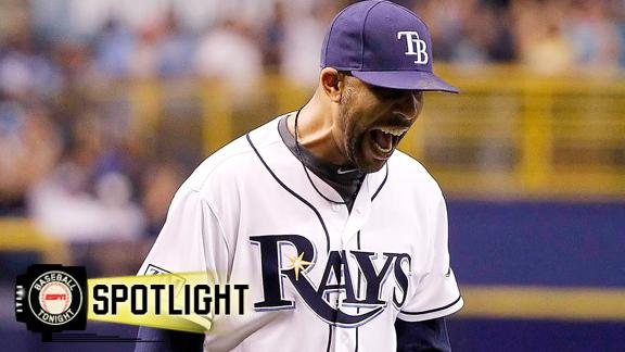 Rays Extend Winning Streak To Eight