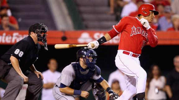 Angels Sneak Past Tigers