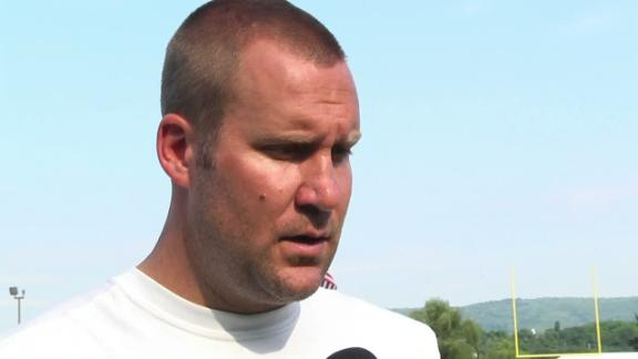 Roethlisberger, Steelers Trying To Improve