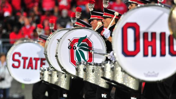 Ohio State Fired Marching Band Director
