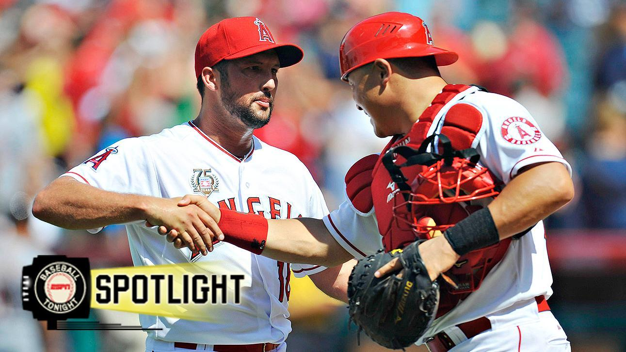 Freese's Late Home Run Lifts Angels
