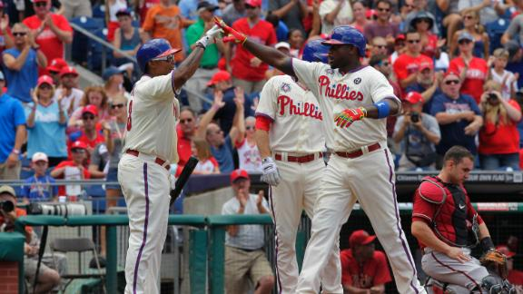 Phillies Beat Diamondbacks