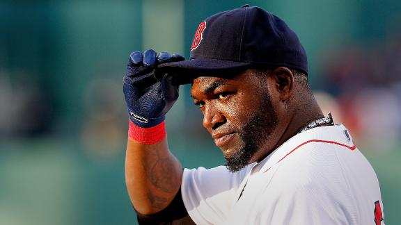 Yastrzemski: Ortiz Is Second-Greatest Red Sox Hitter