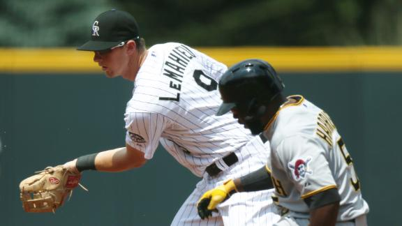 Video - Pirates Avoid Sweep