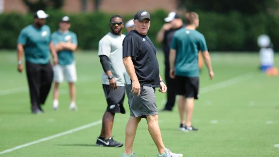 Latest From Eagles Training Camp