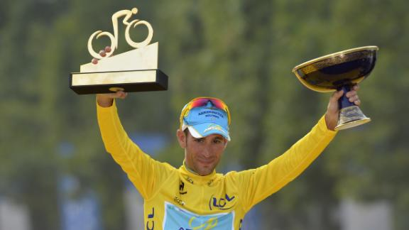 Nibali Wins Tour de France