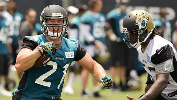 Fantasy: Jaguars Training Camp