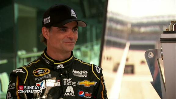 Jeff Gordon Sunday Conversation