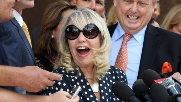 Shelly Sterling Reacts To Ruling