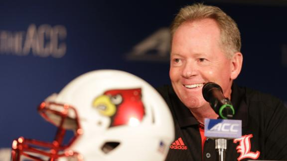 Petrino's Return To Louisville