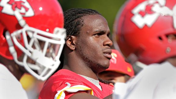 Jamaal Charles Talks New Deal