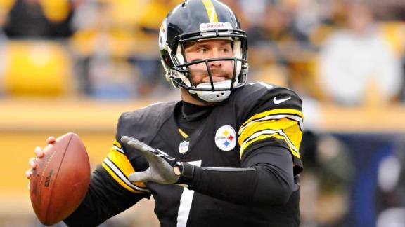 Roethlisberger, Steelers Holding Off On Contract Talks