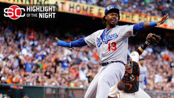 Dodgers Sweep Giants, Spoil Peavy's Debut