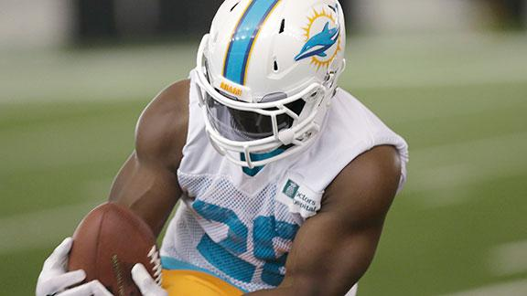 Fantasy: Dolphins Training Camp