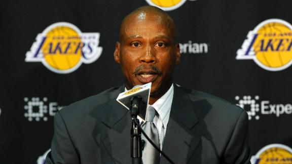 Scott Finally Named Lakers Head Coach