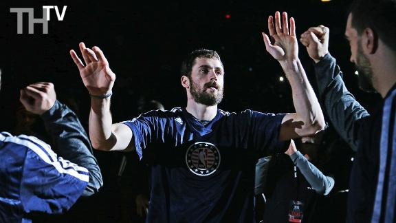 Kevin Love Is Really Good