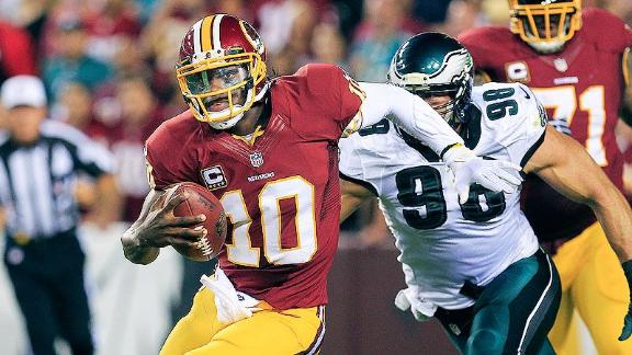 Redskins GM: RG III Played Too Soon In 2013