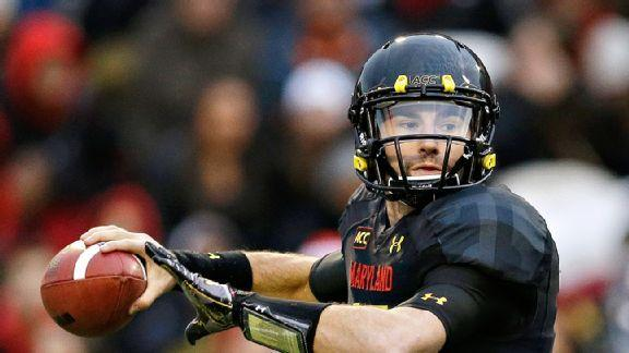 Video: Maryland QB C.J. Brown
