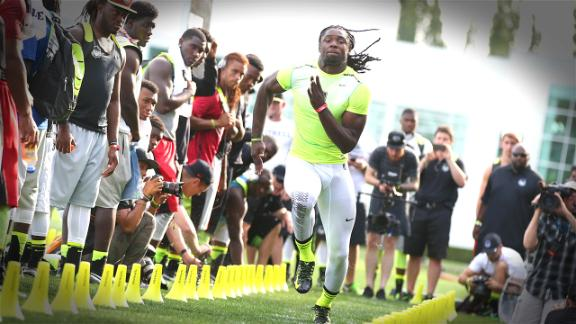 Is Josh Sweat The Next Jadeveon Clowney?