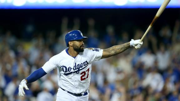 Kemp, Dodgers Win Fourth Straight
