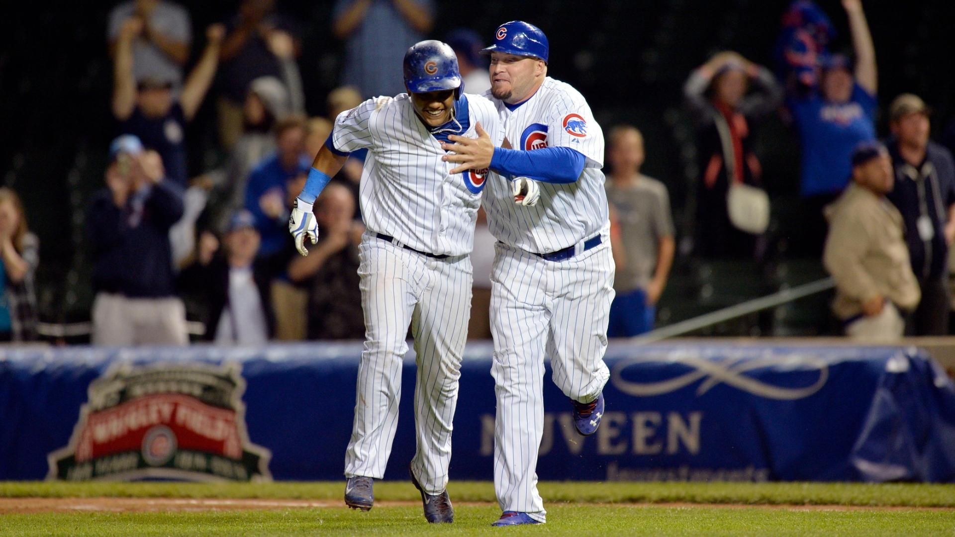 Cubs Walk Off In 16th