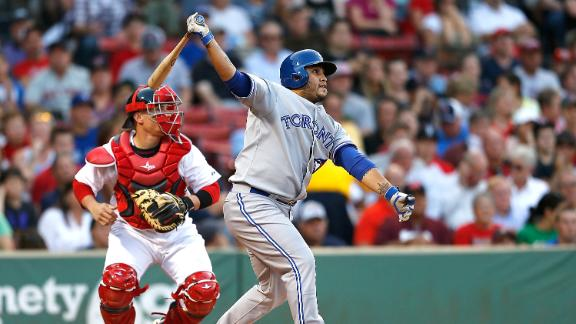 Blue Jays Win Fifth Straight