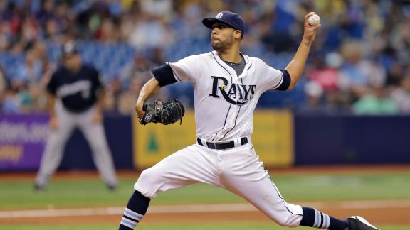 Price struggles for Rays amid trade rumors