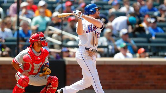 Mets Blow Out Phillies