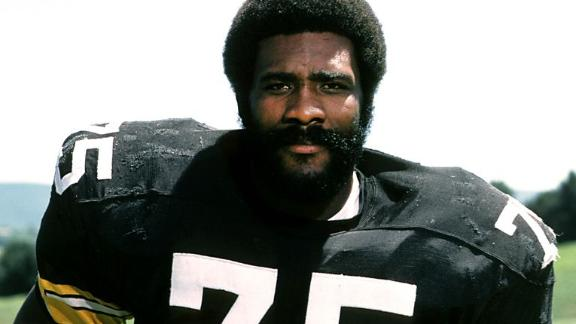 "Video - Steelers To Retire ""Mean"" Joe Greene's Jersey Number"