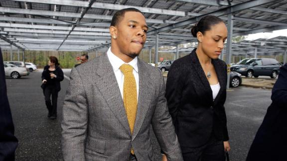 Ray Rice Expected To Face The Media Thursday