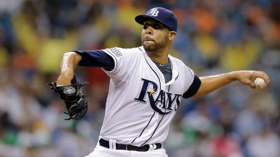 Tigers get Price in 3-way deal with Rays, M's