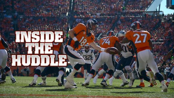 Inside The Huddle With John Clayton