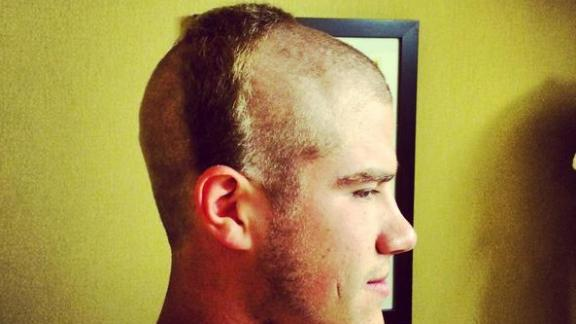 Redskins Rookie Picks Haircut Over Skit