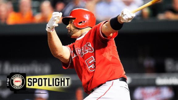 Video - Angels Topple O's In 13