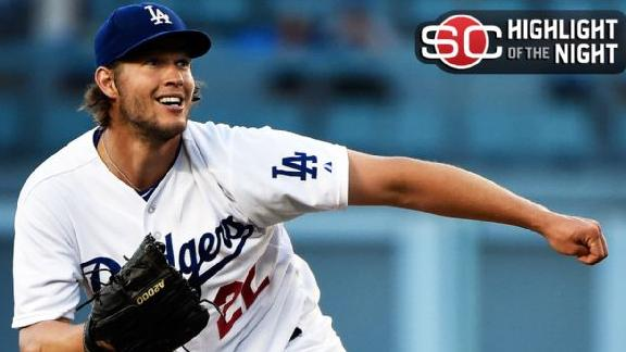 Kershaw Pitches Dodgers Past Braves