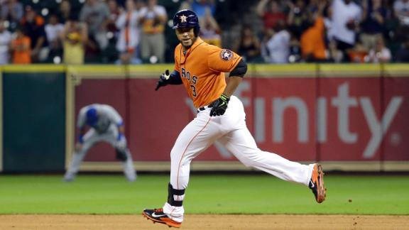 Astros Top Blue Jays