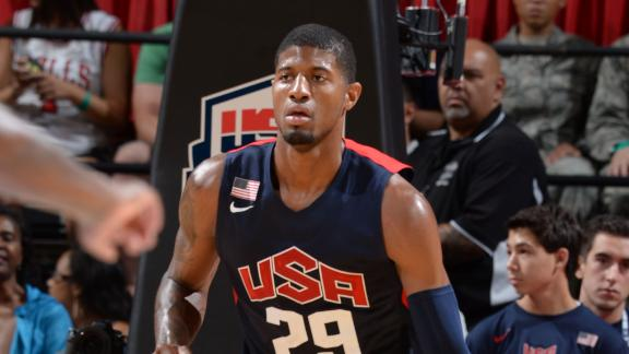 Paul George Suffers Serious Injury