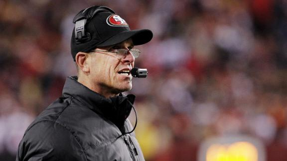Jim Harbaugh Contract Talks On Hold