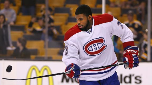 Subban, Canadiens Agree To Extension